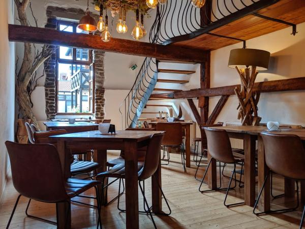Innenansicht AnMa´s Brasserie Ettlingen