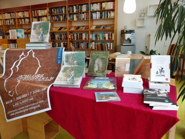 Buchhandlung Abraxas Ettlingen