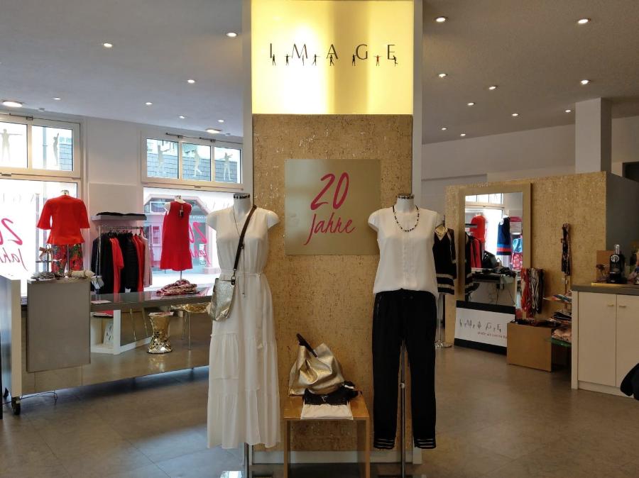 IMAGE Boutique Innenansicht