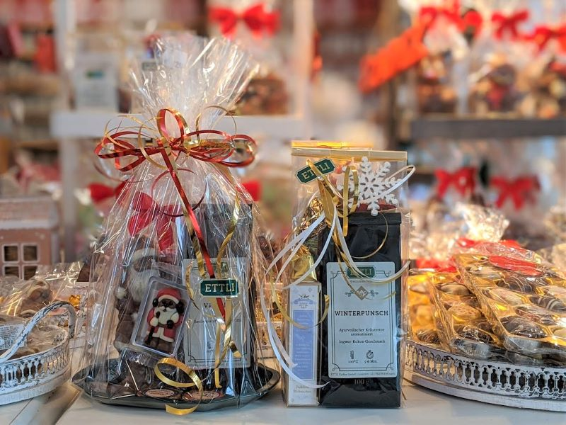 Geschenkpakete Ettli Kaffeerösterei Ettlingen