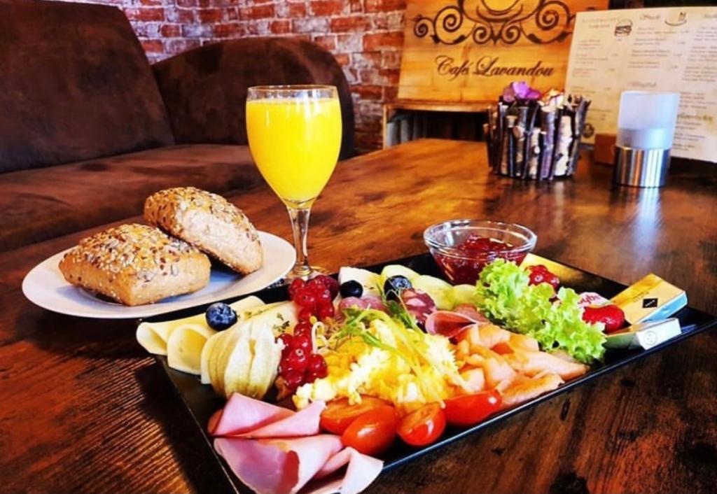 Frühstück Café Lavandou