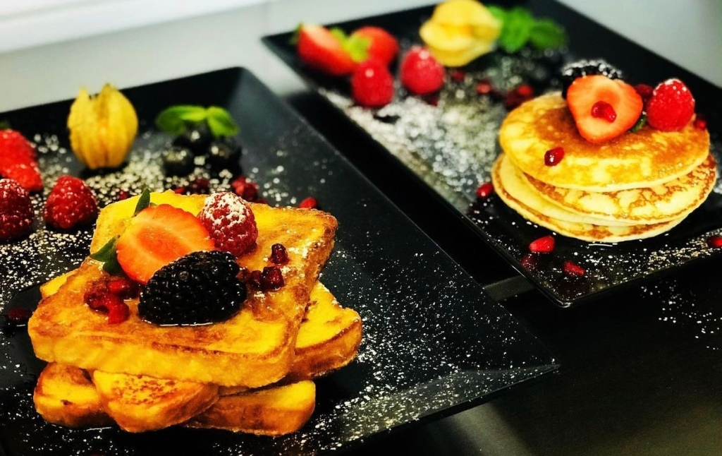 Frühstück Café Lavanodu
