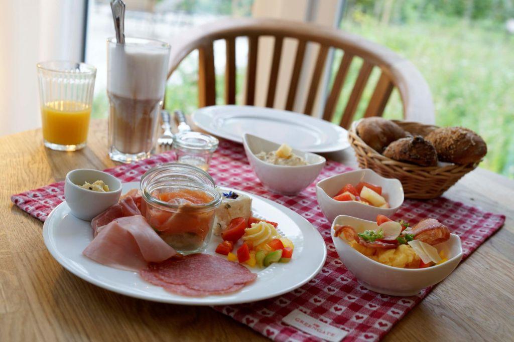 Frühstück Café LilleHus Ettlingen